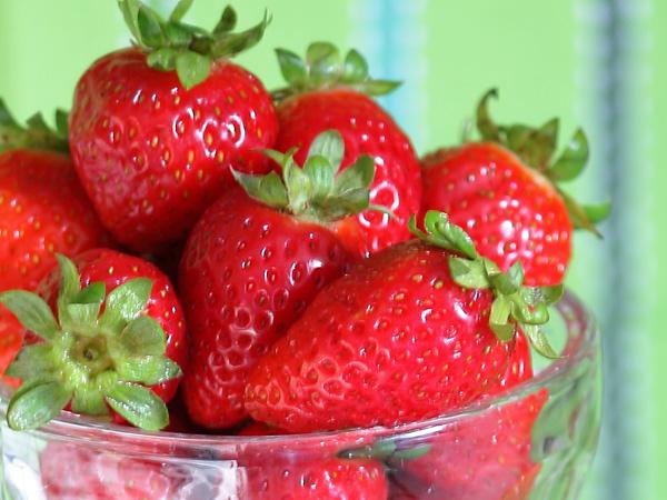 fraise : un délicieux fruit rouge